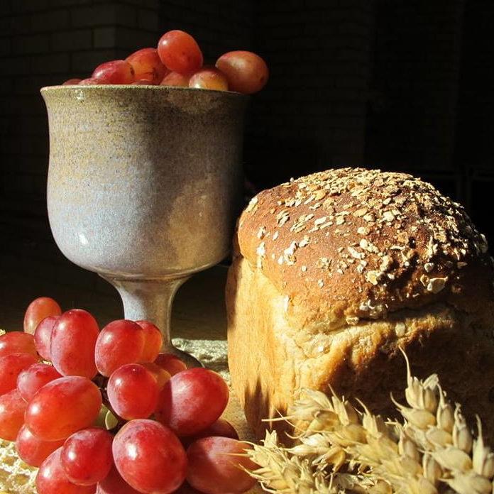 Bread-Grapes