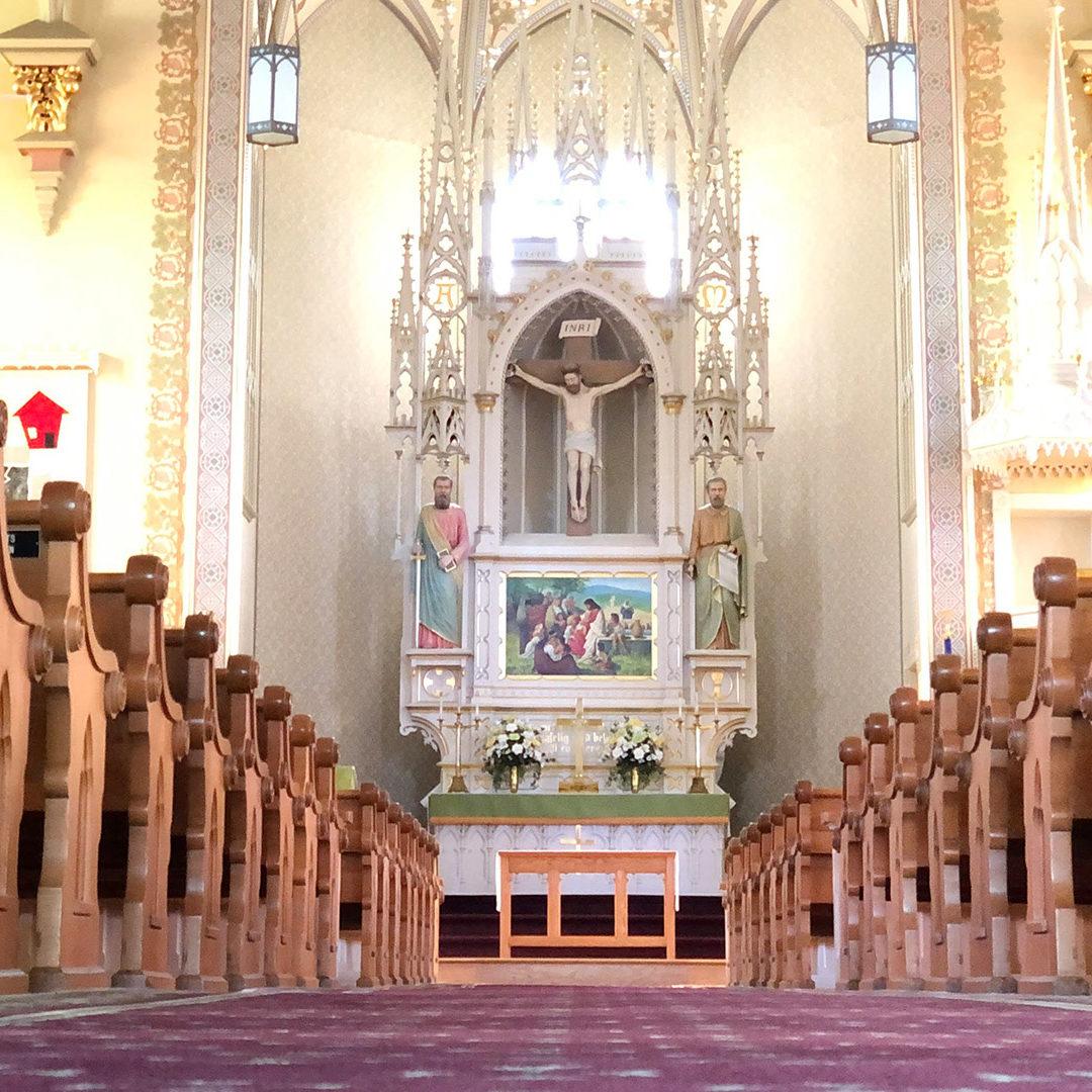 Inside-Church