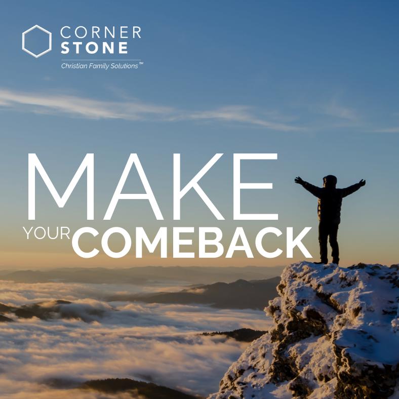 Make Your Comeback (CORNERSTONE) sq